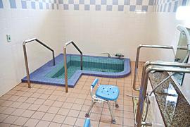 ケアハウスみなみ 浴室